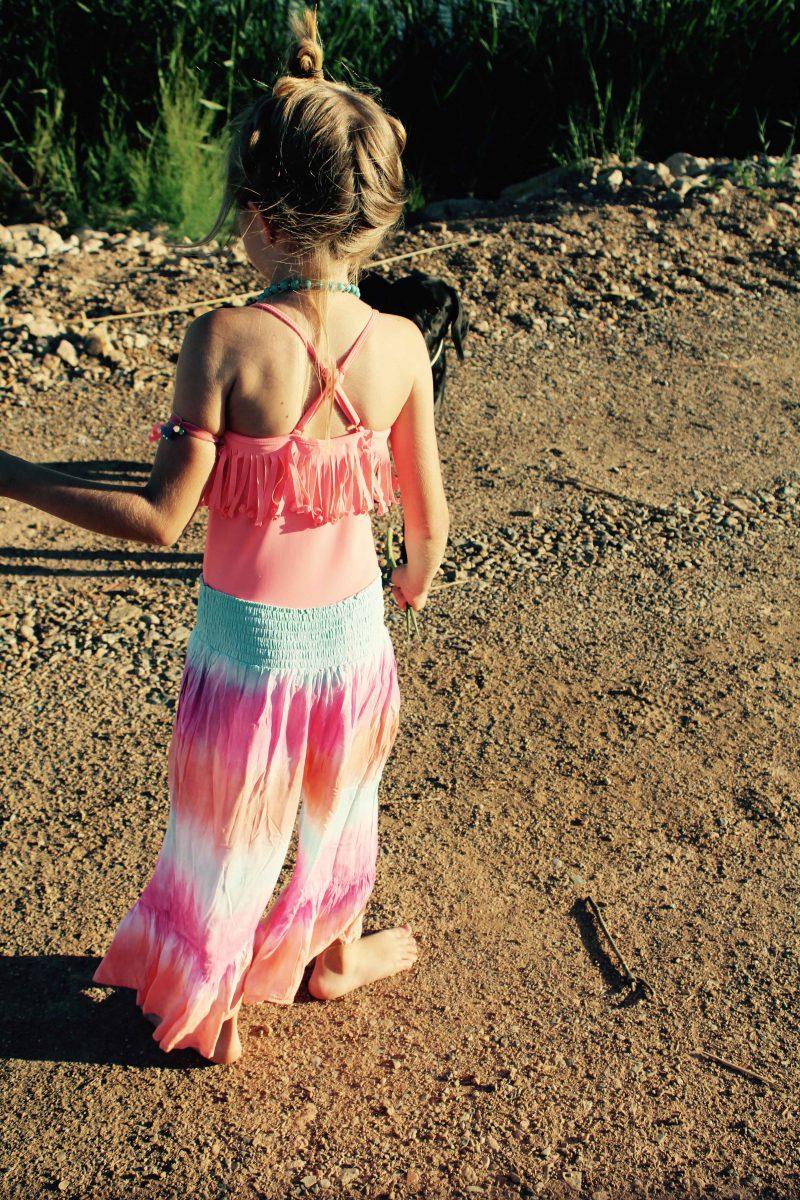 look hippie chic para niños muy trendy wacamono y melé beach