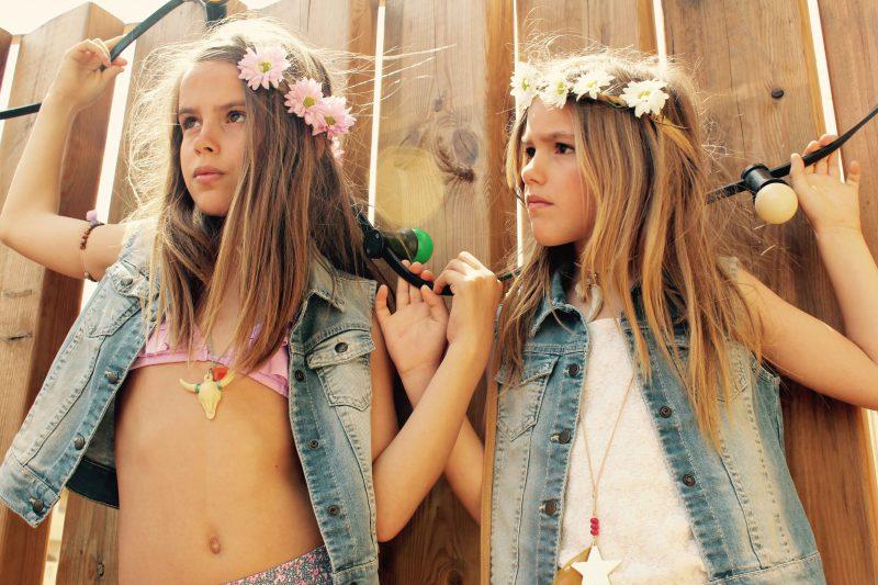 moda ibicenca o hippie para este verano moda infantil almería