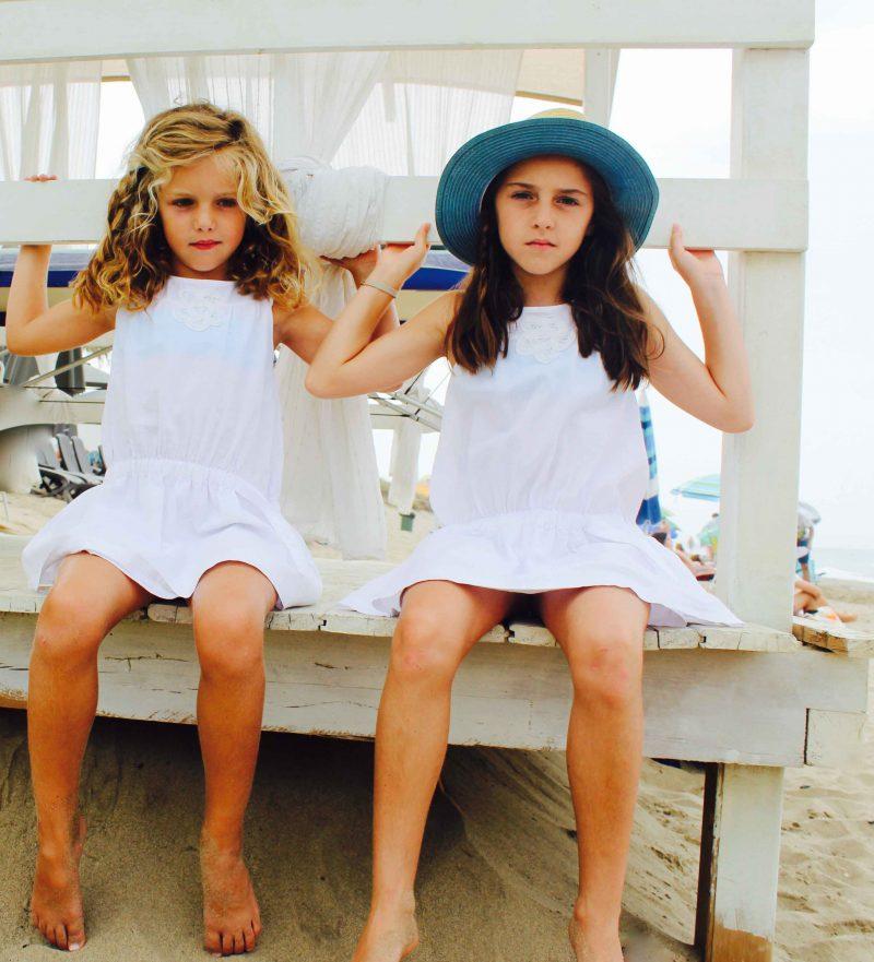 vestidos ibicencos para niñas moda infantil almería