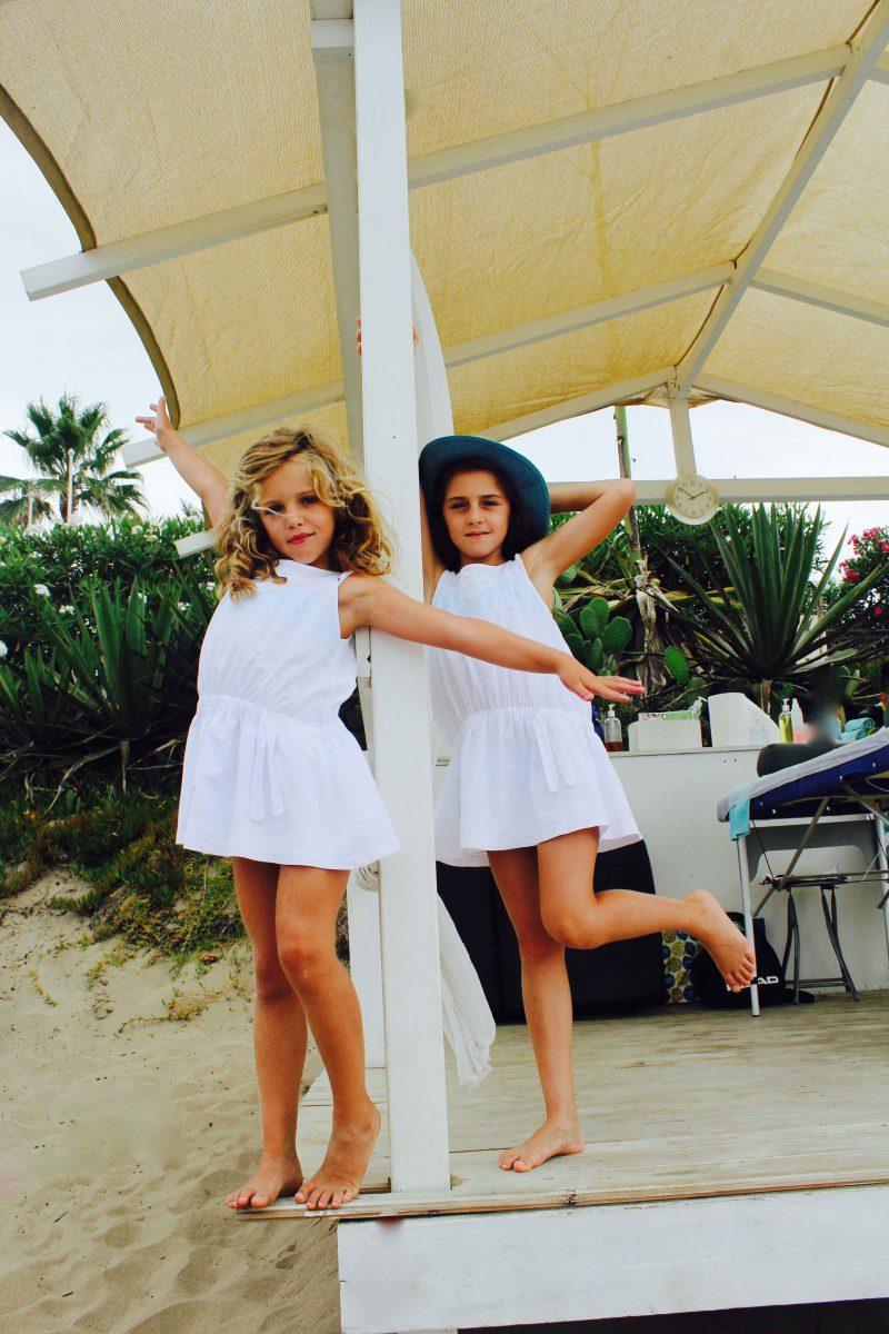 moda ibicena para ir a la playa muy chic moda infantil almería