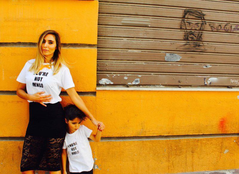 camisetas personalizadas con mini me para pinneapplestyle