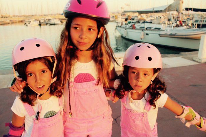 moda infantil presenta looks muy casual para niñas