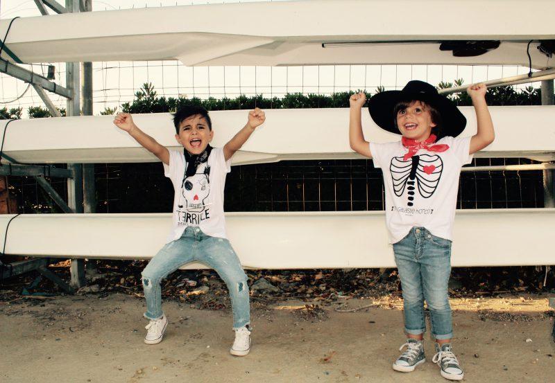 aire retro con los peques en moda infantil almería hoy