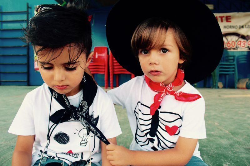 aire retro para niños muy trendy moda infantil almeria