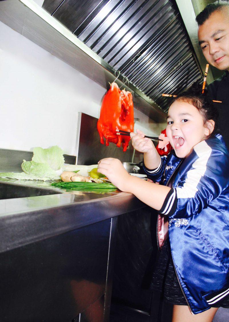 moda infantil almería bomber satinada reversible